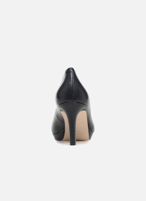 Zapatos de tacón Georgia Rose Sermini Azul vista lateral derecha