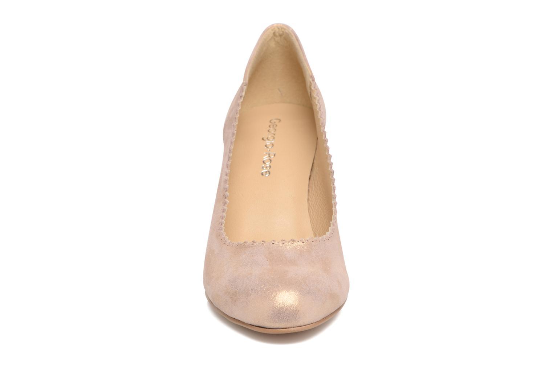 Escarpins Georgia Rose Sascroc Beige vue portées chaussures