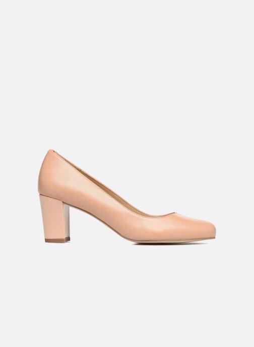 Zapatos de tacón Georgia Rose Sivane Beige vistra trasera