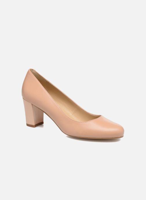 Zapatos de tacón Georgia Rose Sivane Beige vista de detalle / par