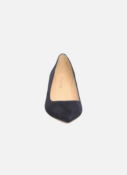 Zapatos de tacón Georgia Rose Svelta Azul vista del modelo