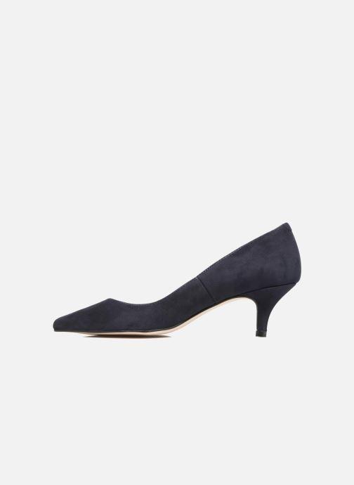 Zapatos de tacón Georgia Rose Svelta Azul vista de frente