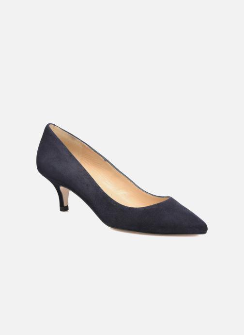 Zapatos de tacón Georgia Rose Svelta Azul vista de detalle / par