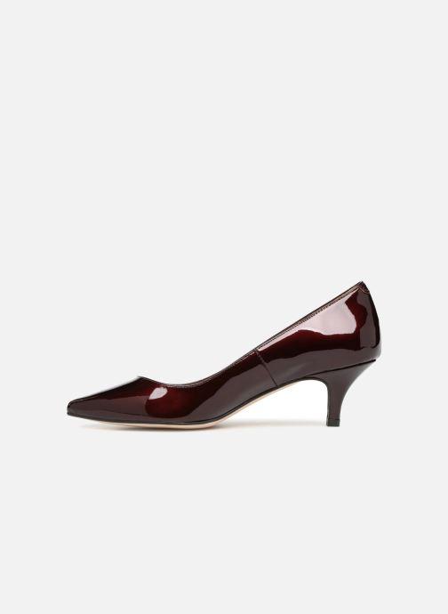 Zapatos de tacón Georgia Rose Svelta Vino vista de frente
