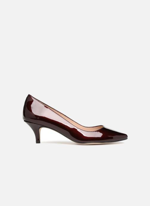 Zapatos de tacón Georgia Rose Svelta Vino vistra trasera
