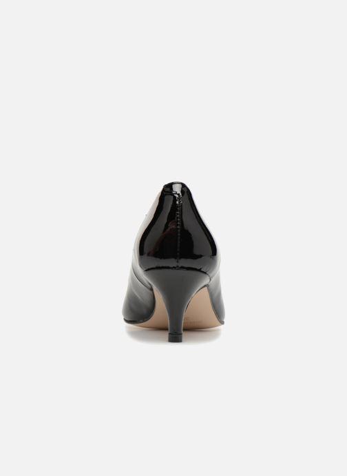 Zapatos de tacón Georgia Rose Svelta Negro vista lateral derecha