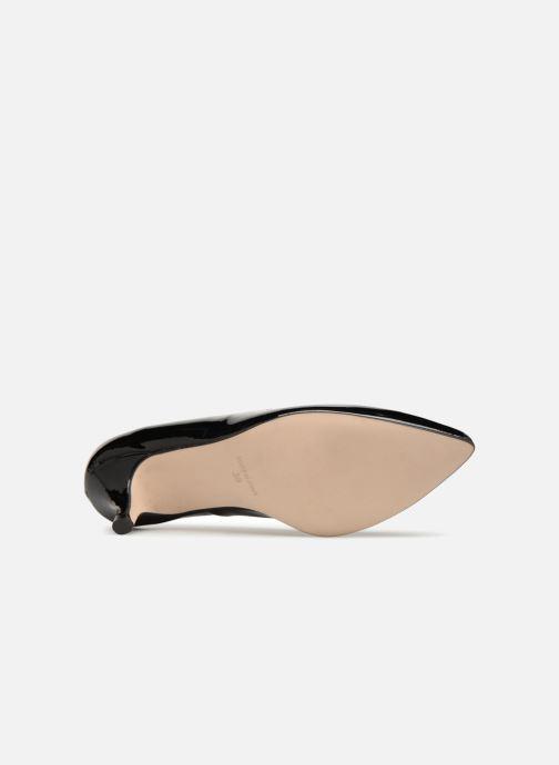 Zapatos de tacón Georgia Rose Svelta Negro vista de arriba