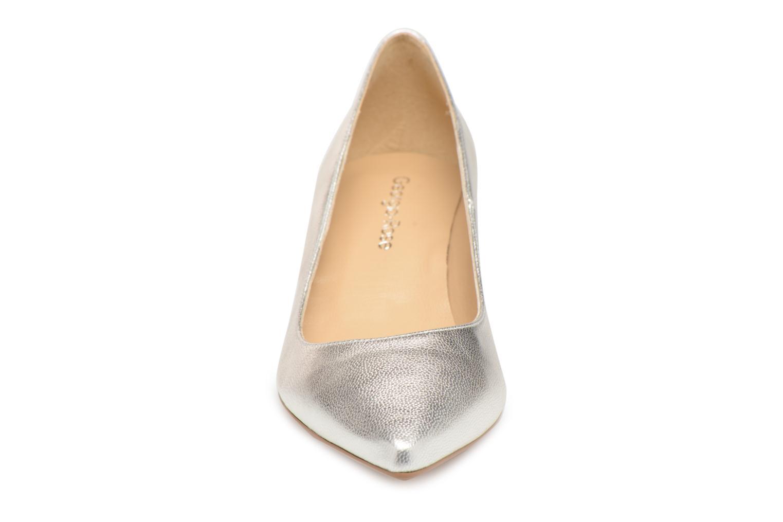 Escarpins Georgia Rose Svelta Argent vue portées chaussures