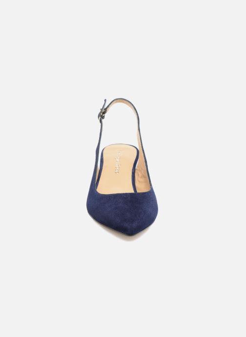 Escarpins Georgia Rose Sokit Bleu vue portées chaussures