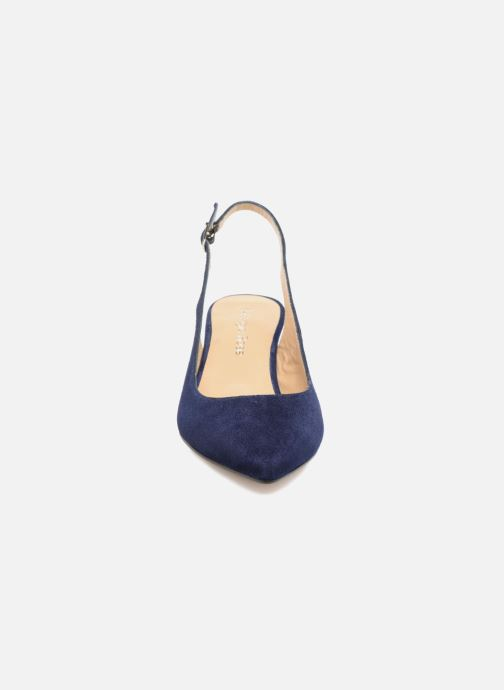 Zapatos de tacón Georgia Rose Sokit Azul vista del modelo