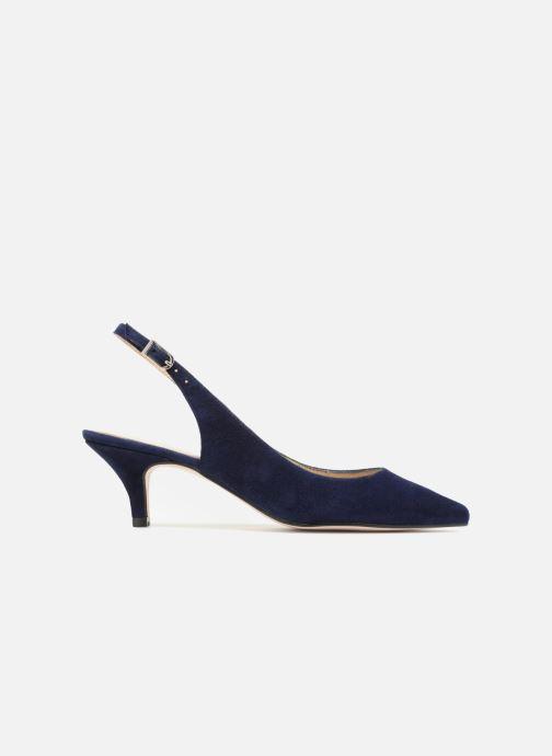 Zapatos de tacón Georgia Rose Sokit Azul vistra trasera