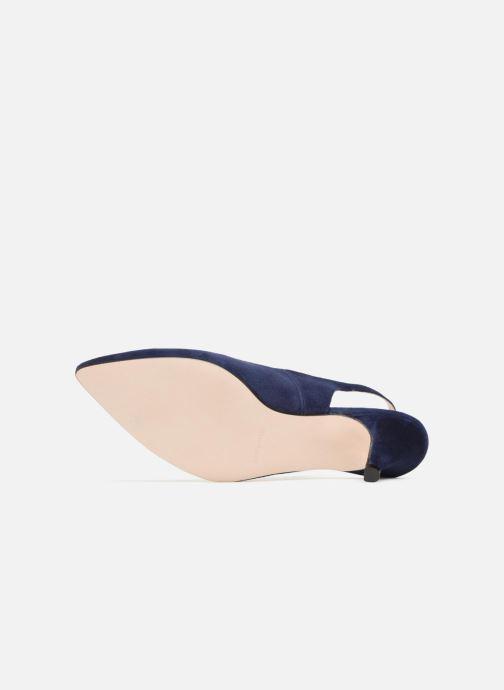 Zapatos de tacón Georgia Rose Sokit Azul vista de arriba
