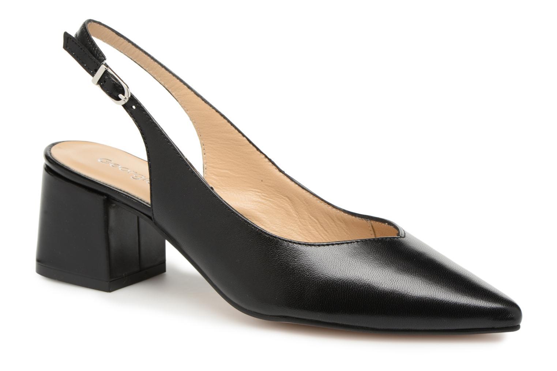 Nuevo zapatos Georgia Zapatos Rose Sapointe (Negro) - Zapatos Georgia de tacón en Más cómodo d275f6