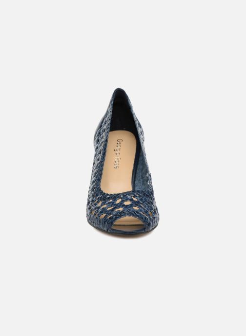 Zapatos de tacón Georgia Rose Sacanvas Azul vista del modelo