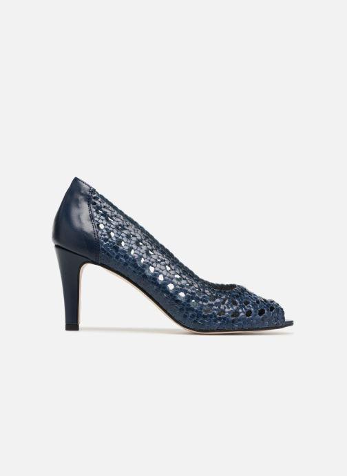 Zapatos de tacón Georgia Rose Sacanvas Azul vistra trasera