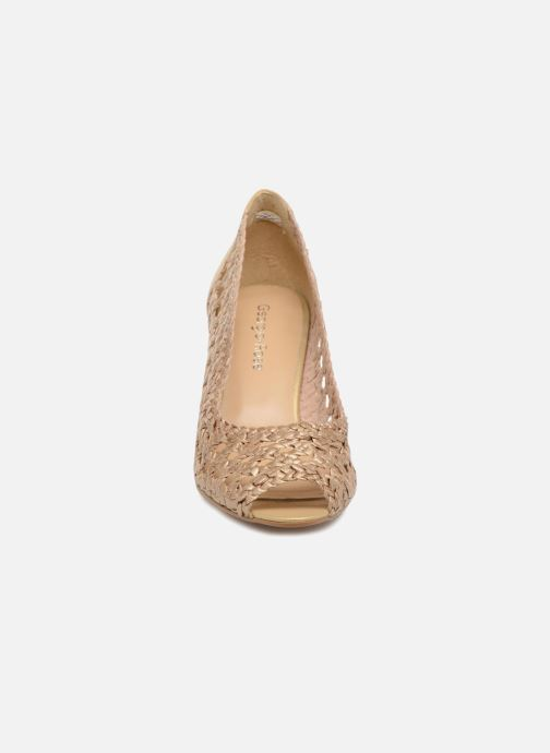 Escarpins Georgia Rose Sacanvas Or et bronze vue portées chaussures