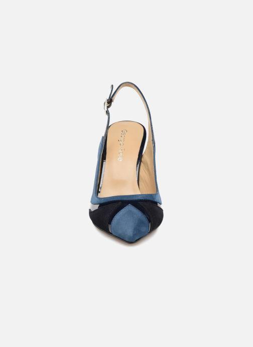 Escarpins Georgia Rose Sapatch Bleu vue portées chaussures