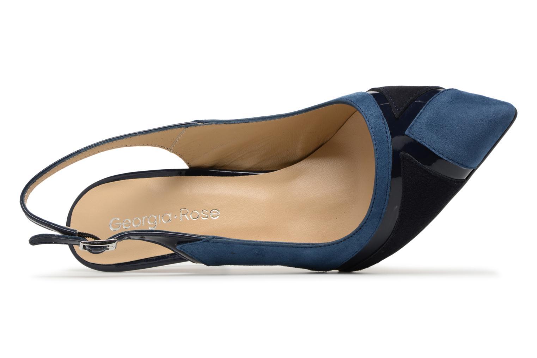 Georgia Rose Sapatch (Bleu) - Escarpins chez | | | Excellent (dans) La Qualité  | à Bas Prix  c350d5