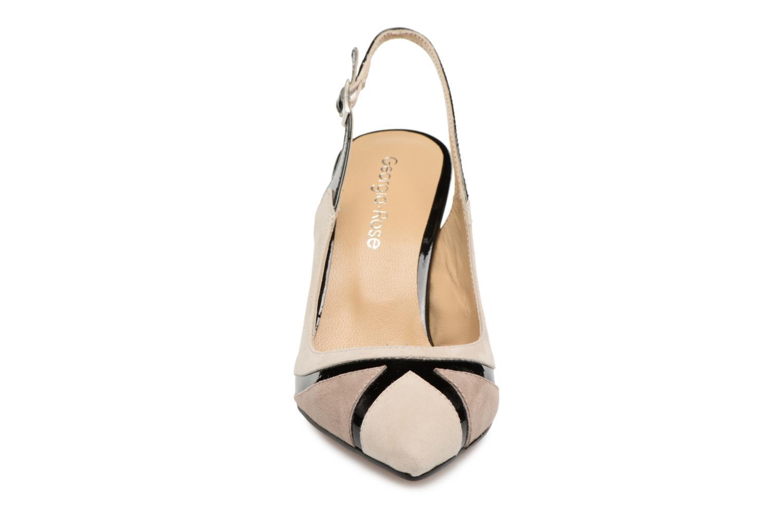Escarpins Georgia Rose Sapatch Beige vue portées chaussures