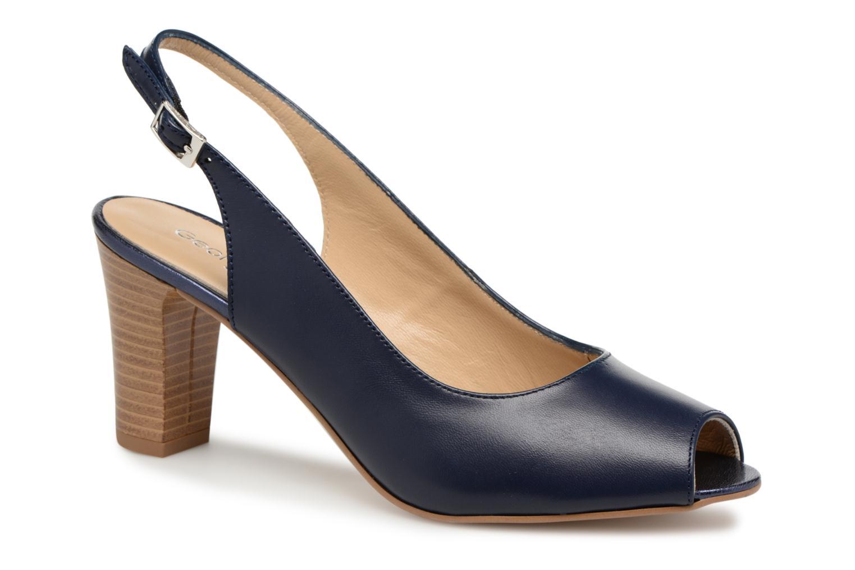 Nuevo (Azul) zapatos Georgia Rose Soclasse (Azul) Nuevo - Zapatos de tacón en Más cómodo 68c201
