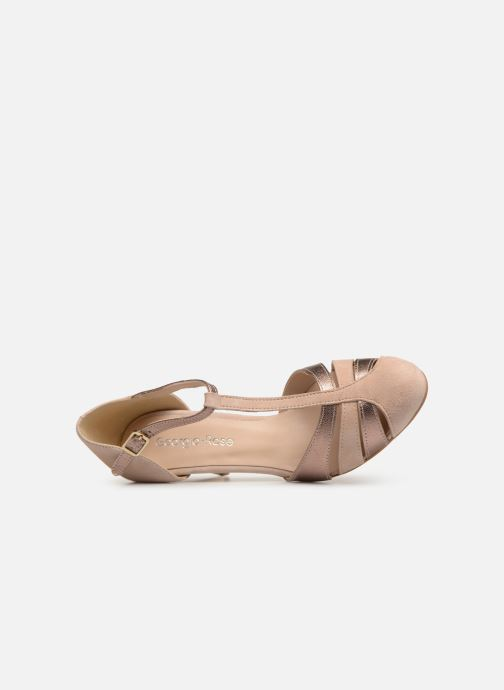 Pumps Georgia Rose Solace beige ansicht von links