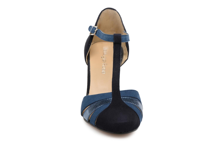 Escarpins Georgia Rose Solace Bleu vue portées chaussures