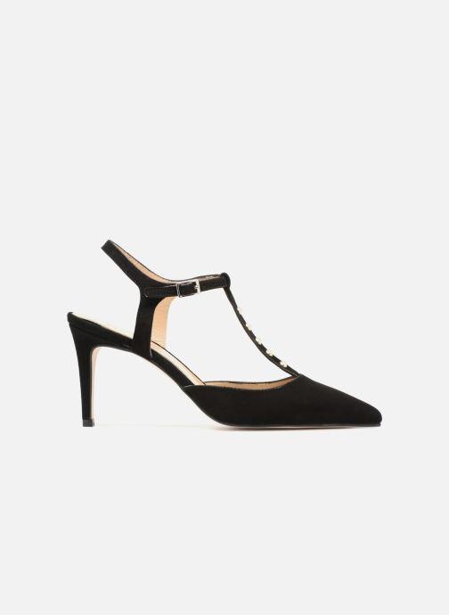 Zapatos de tacón Georgia Rose Soperla Negro vistra trasera