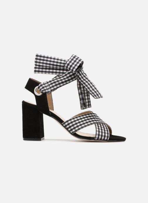Sandales et nu-pieds Georgia Rose Savichy Noir vue derrière