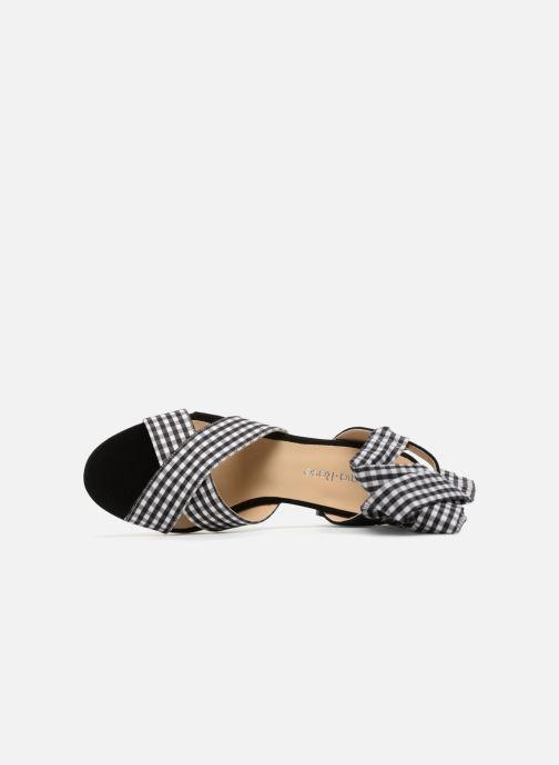 Georgia Rose Savichy (Noir) - Sandales et nu-pieds chez  (320637)