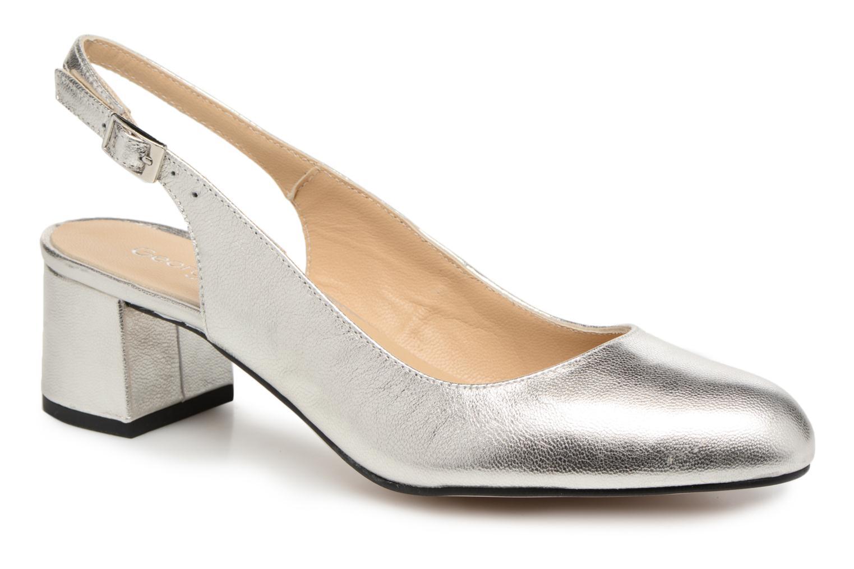 Los últimos zapatos de descuento para hombres y mujeres (Plateado)  Georgia Rose Solips (Plateado) mujeres - Zapatos de tacón en Más cómodo 5d0ed9