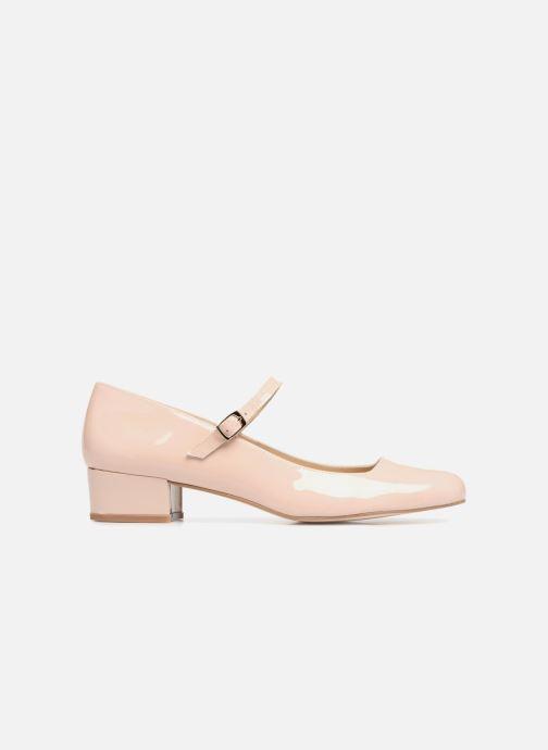 Zapatos de tacón Georgia Rose Socute Beige vistra trasera