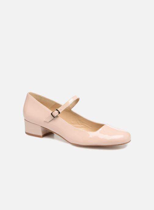 Zapatos de tacón Georgia Rose Socute Beige vista de detalle / par
