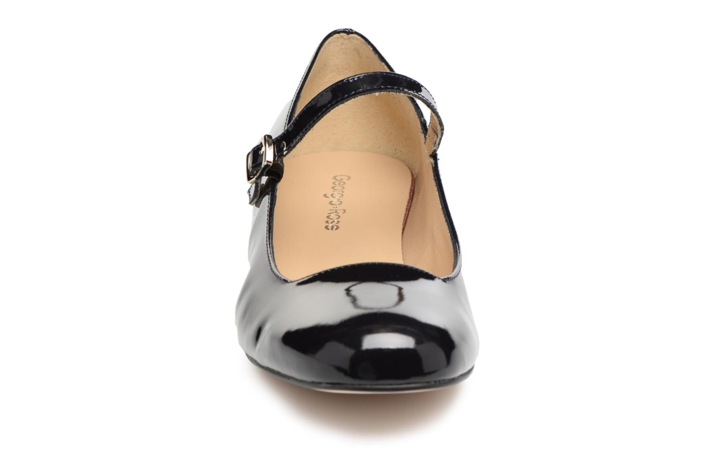 Escarpins Georgia Rose Socute Bleu vue portées chaussures