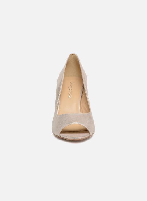 High heels Georgia Rose Sotovac Beige model view