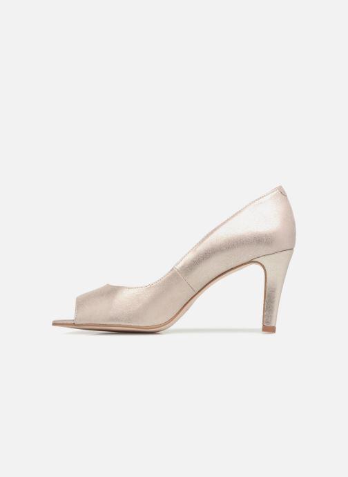 High heels Georgia Rose Sotovac Beige front view
