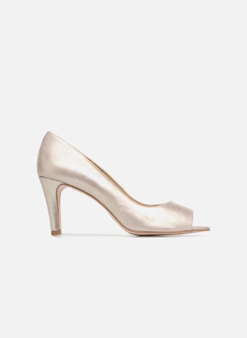 High heels Georgia Rose Sotovac Beige back view