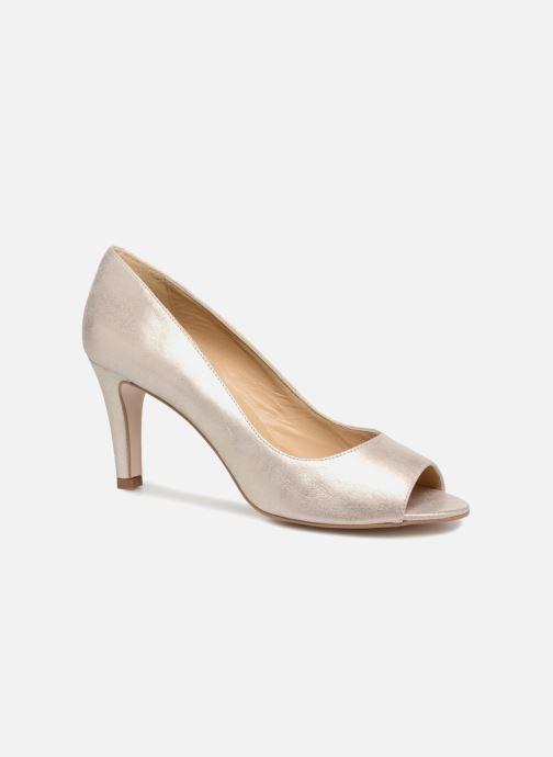 High heels Georgia Rose Sotovac Beige detailed view/ Pair view