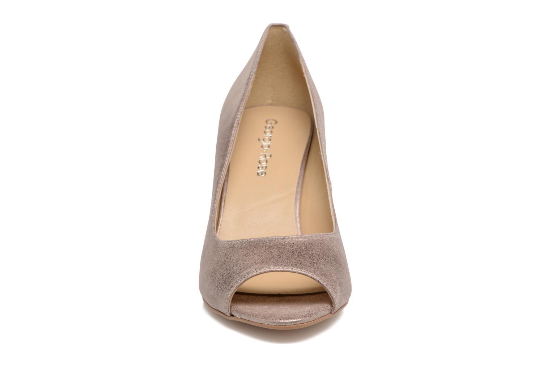 Escarpins Georgia Rose Sotovac Or et bronze vue portées chaussures