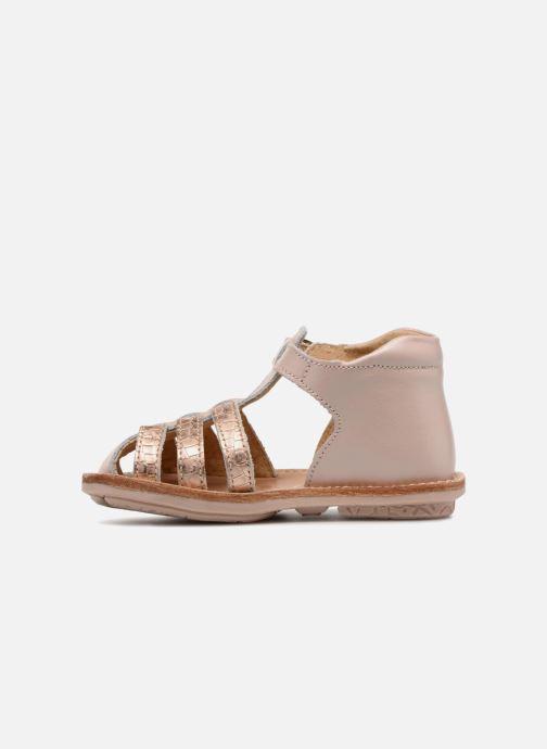 Sandali e scarpe aperte Minibel Kegepy Rosa immagine frontale