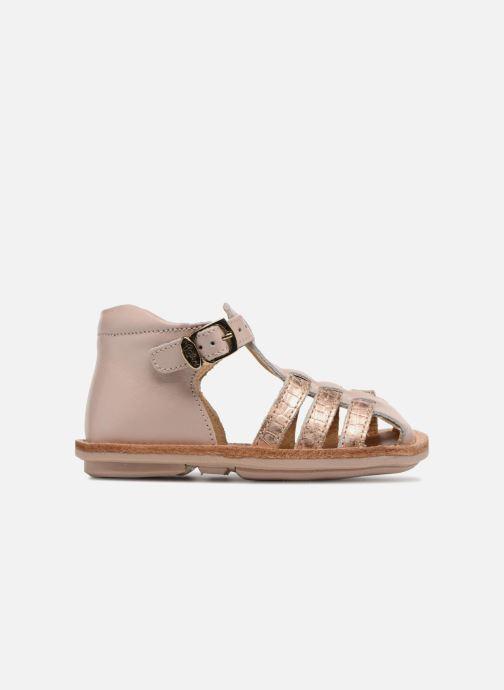 Sandali e scarpe aperte Minibel Kegepy Rosa immagine posteriore