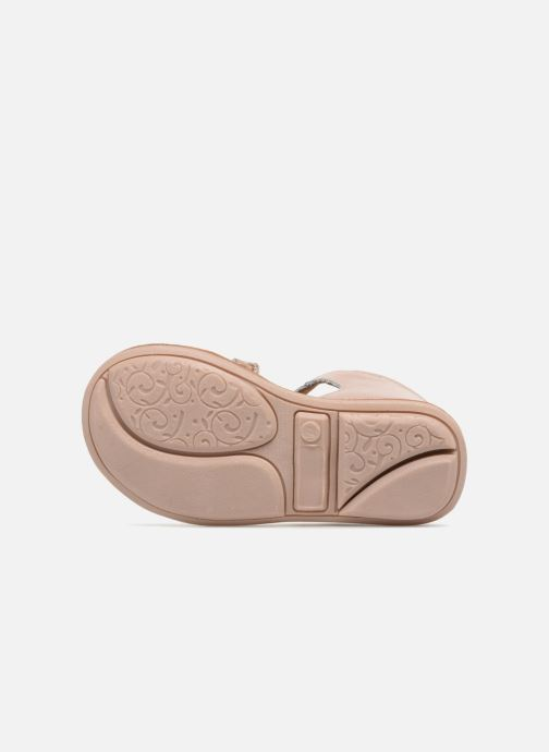 Sandali e scarpe aperte Minibel Kegepy Rosa immagine dall'alto