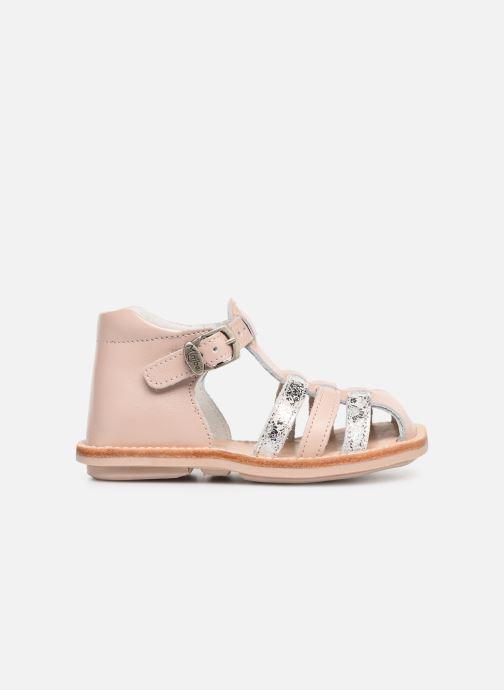 Sandales et nu-pieds Minibel Kegepy Beige vue derrière