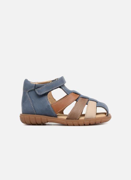 Sandali e scarpe aperte Minibel Pavie Azzurro immagine posteriore