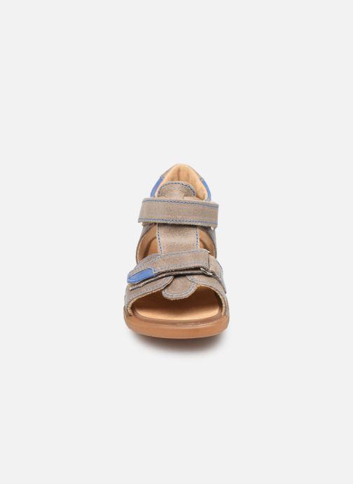 Sandals Minibel Pierrot Beige model view