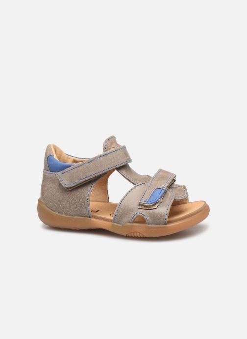 Sandals Minibel Pierrot Beige back view