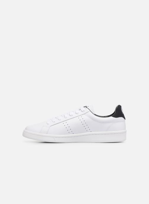 Leather Navy Baskets B721 White Perry Fred vN0n8mw