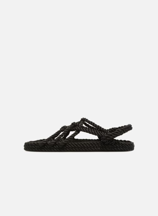 Sandales et nu-pieds Nomadic State of Mind JC sandals W Noir vue face
