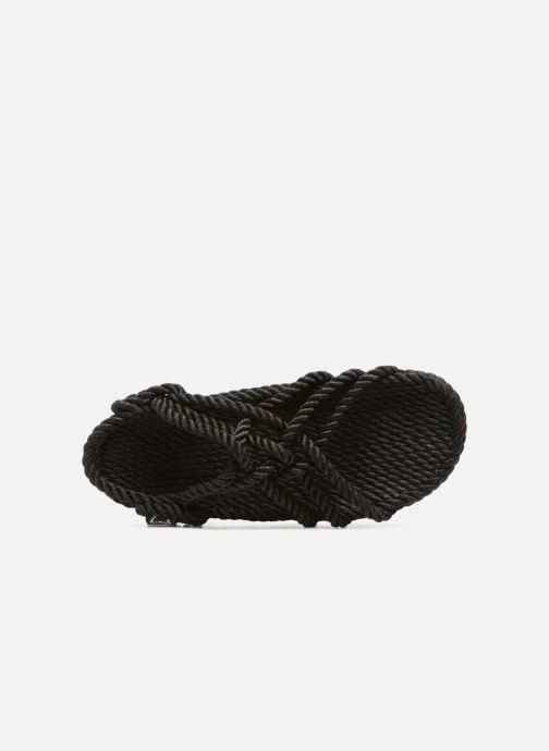Sandales et nu-pieds Nomadic State of Mind JC sandals W Noir vue gauche