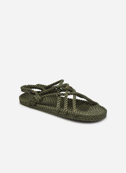 Sandalen Nomadic State of Mind JC sandals W Groen detail