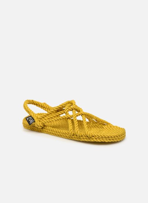 Sandalen Nomadic State of Mind JC sandals W Geel detail